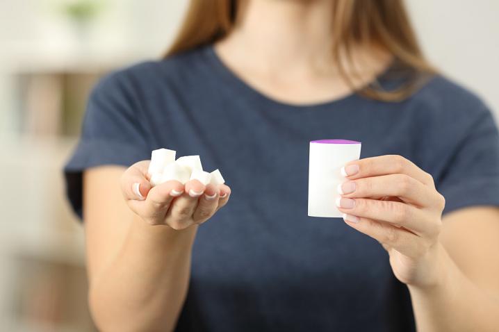 Aspartame versus Sugar