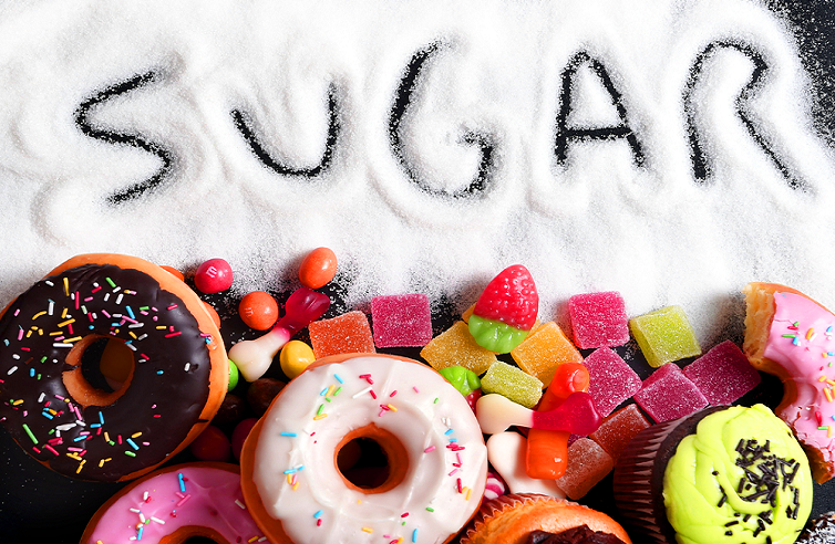 Negative effects of sugar on the Brain