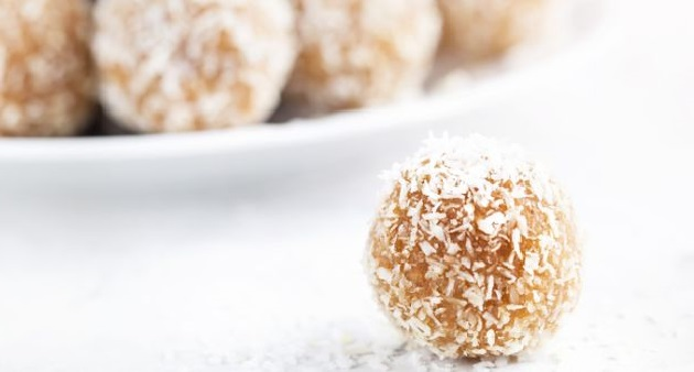 Ragi Coconut Laddu